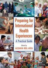 Preparing for International Health Experiences