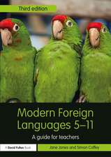 Modern Foreign Languages 5-11