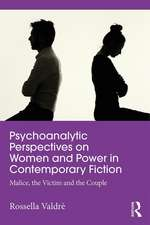 Psychoanalytic Reflections on Women in Contemporary Fiction