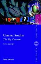 CINEMA STUDIES KEY CONCEPTS