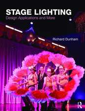 DUNHAM STAGE LIGHTING APPLICATIONS