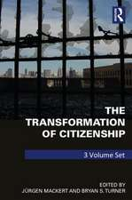The Transformation of Citizenship