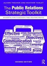 Public Relations Strategic Toolkit