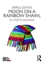 MOON ON A RAINBOW SHAWL FOURTH WAL