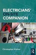 Electricians' On-Site Companion