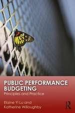 Lu, E: Public Performance Budgeting
