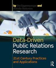 Eggensperger, J: Data-Driven Public Relations Research