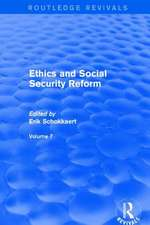 ETHICS AND SOCIAL SECURITY REFORM