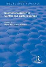 INTERNATIONALIZATION IN CENTRAL AND