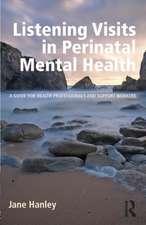 Listening Visits in Perinatal Mental Health