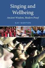 Singing and Wellbeing