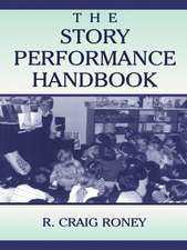 The Story Performance Handbook