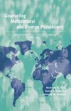 Counseling Multicultural and Diverse Populations