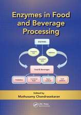 ENZYMES IN FOOD AND BEVERAGE PROCES
