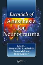 ESSENTIALS OF ANESTHESIA FOR NEUROT