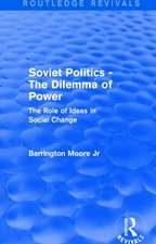 Revival: Soviet Politics: The Dilemma of Power (1950)
