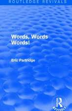 WORDS WORDS WORDS REV RPD