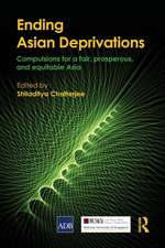 Ending Asian Deprivations