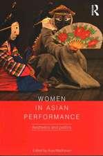 Women in Asian Performance