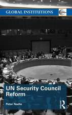 Un Security Council Reform:  In an Age of Digital Media and Economic Uncertainty