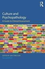 Culture and Psychopathology