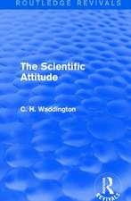 The Scientific Attitude:  An Essay