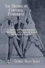 History of Corporal Punishment