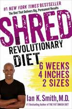 Shred:  6 Weeks, 4 Inches, 2 Sizes