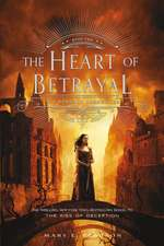 The Heart of Betrayal:  A Point Last Seen Mystery