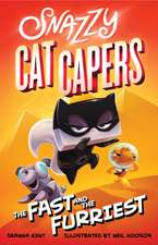 Snazzy Cat Capers: The Fast and the Furriest