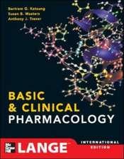 Basic and Clinical Pharmacology 12/E
