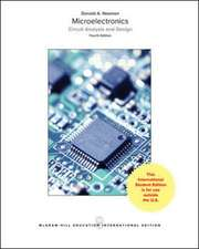 Microelectronic Circuit Analysis and Design, 4th Edition