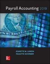 Payroll Accounting 2019