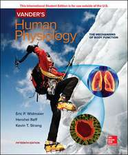 ISE Vander's Human Physiology