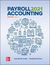 Payroll Accounting 2021