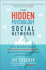 HIDDEN PSYCHOLOGY OF SOCIAL NETWORKS HOW