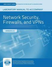 Network Security Firewalls & VPNs Lab Manual