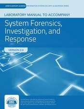System Forensics Investigation & Response Lab Manual