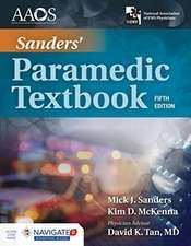 Sander's Paramedic 5e W/Advantage Access