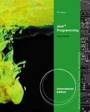Java Programming, International Edition