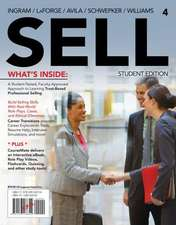SELL4 (with CourseMate Printed Access Card)