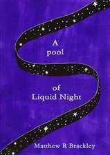 A Pool of Liquid Night
