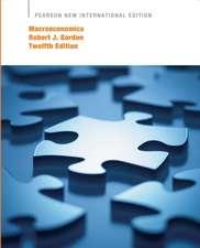 Macroeconomics: Pearson New International Edition