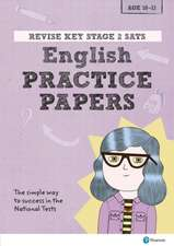 Revise Key Stage 2 SATs English Revision Practice Papers