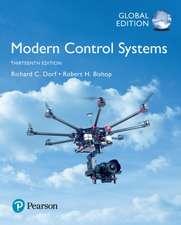 Dorf, R: Modern Control Systems, Global Edition