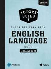 TUTORS GUILD GCSE EDEXCEL ENGLISH LANGUA