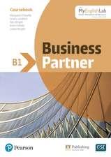 O'Keeffe, M: Business Partner B1 Intermediate Student Book w
