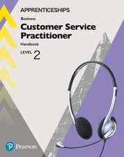 Stewart, L: Apprenticeship Customer Service Practitioner L2