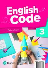 English Code American 3 Picture Cards