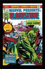 Bloodstone & the Legion of Monsters
